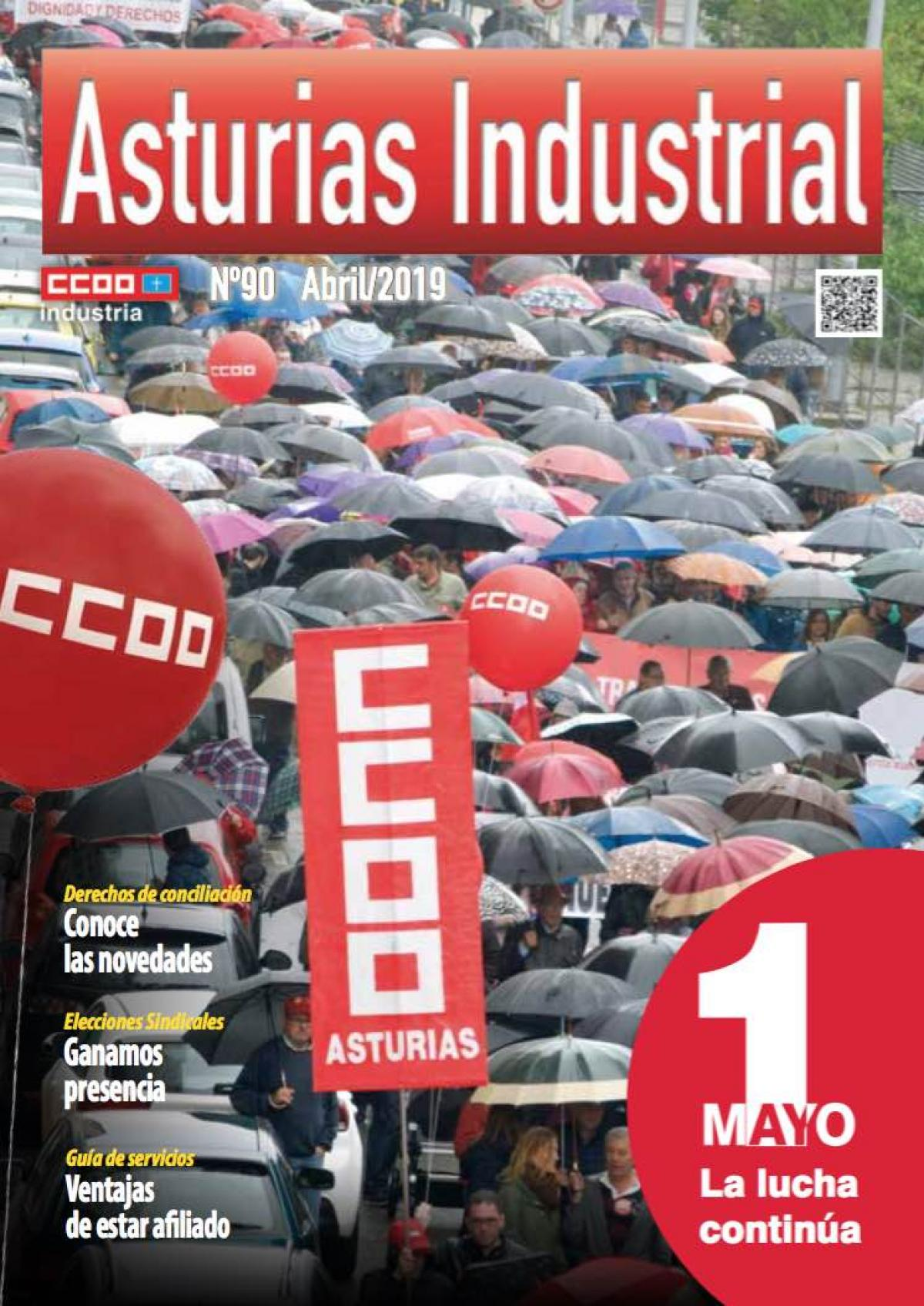 Asturias Sindical nº 90