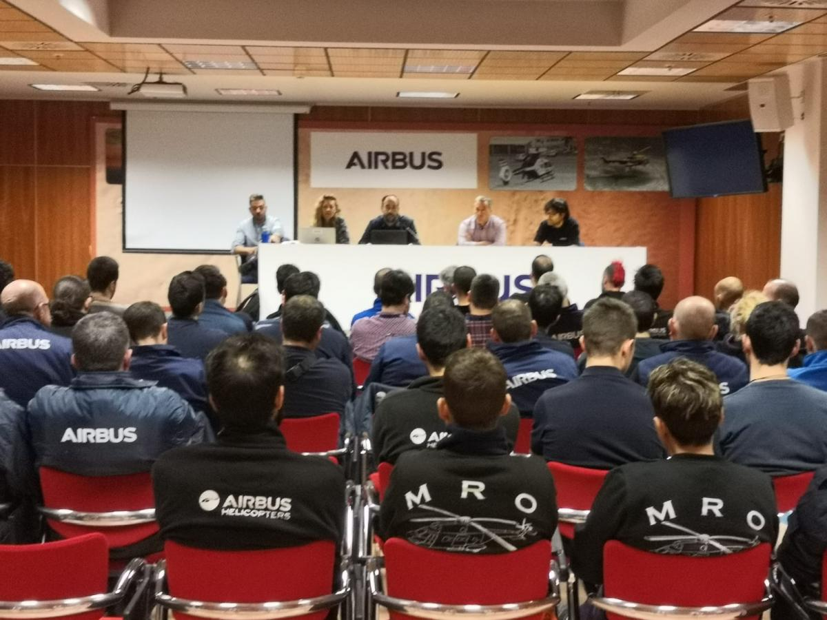 AIRBUS  HELICOPTERS DE ALBACETE