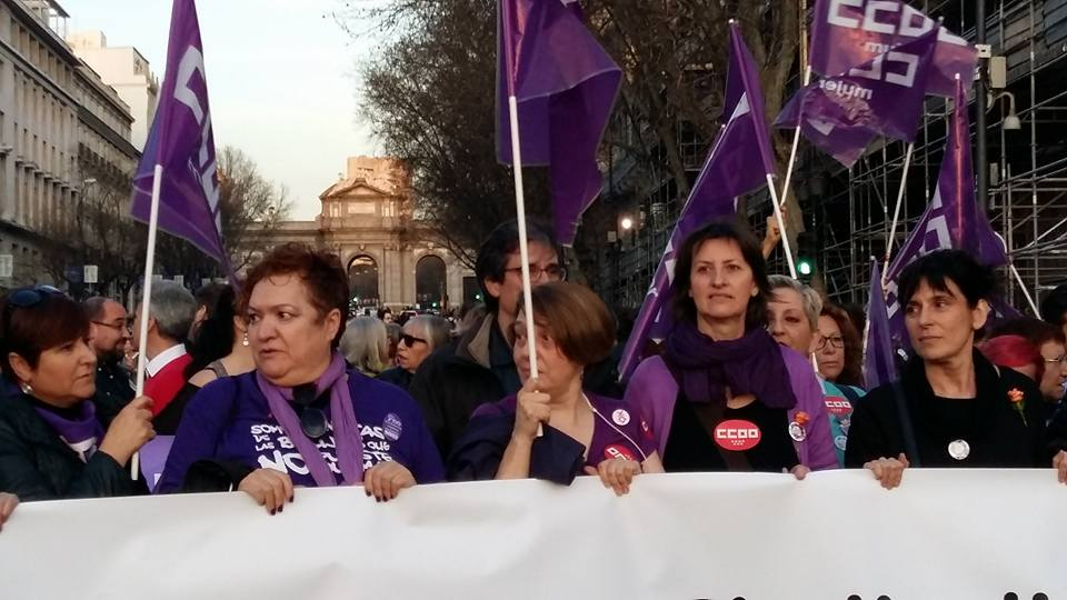 CCOO Industria de Madrid