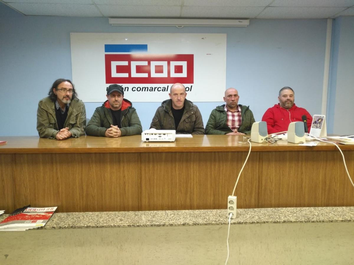 CCOO GAMESA AS SOMOZAS