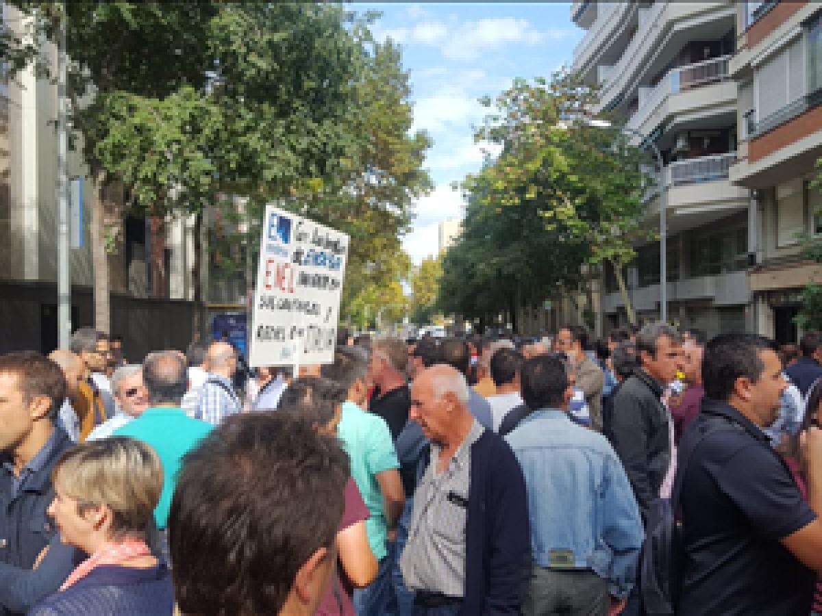 Ccoo de industria energ a - Oficina fecsa endesa barcelona ...